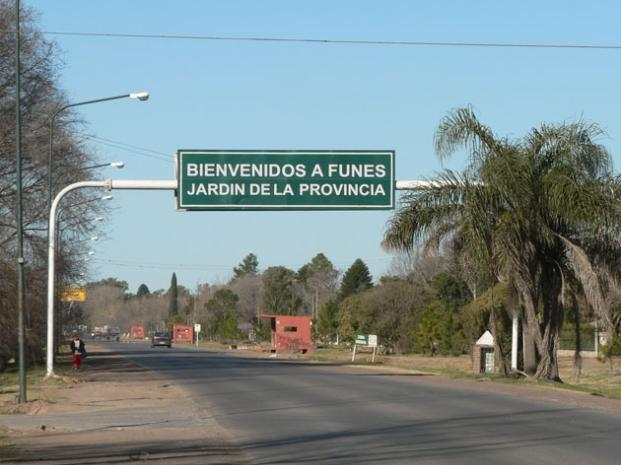Funes, Santa Fe.