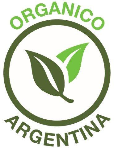 Logo de producción Orgánica en Argentina