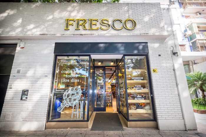 Local fresco-compressed