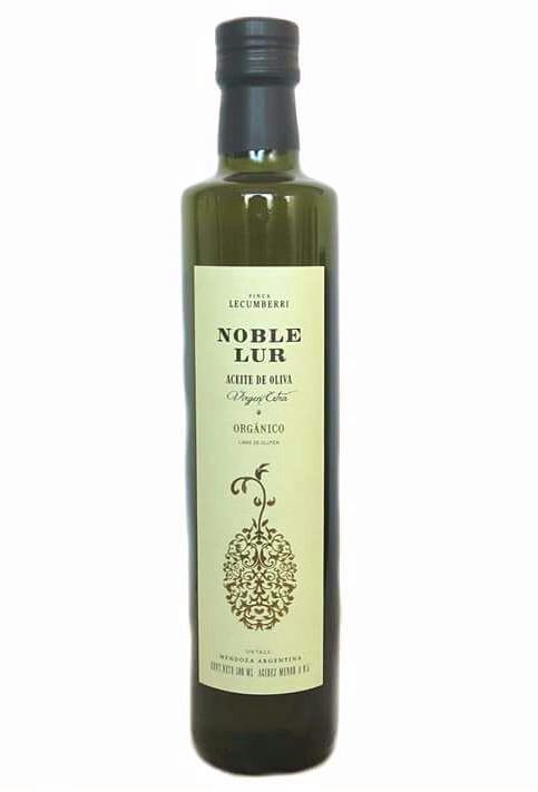 Aceite de oliva Orgánico.