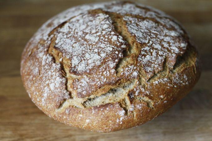 Pan de harina de Espelta.