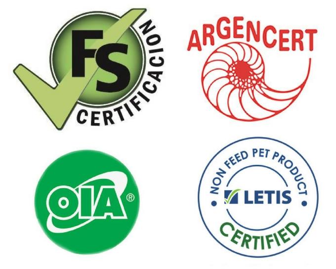 Logo certificadoras