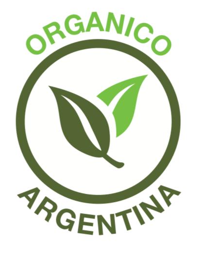 Logo Orgánico Argentina