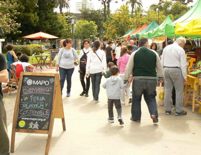 Feria Orgánica MAPO.