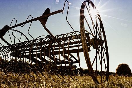 Agricultura años atras