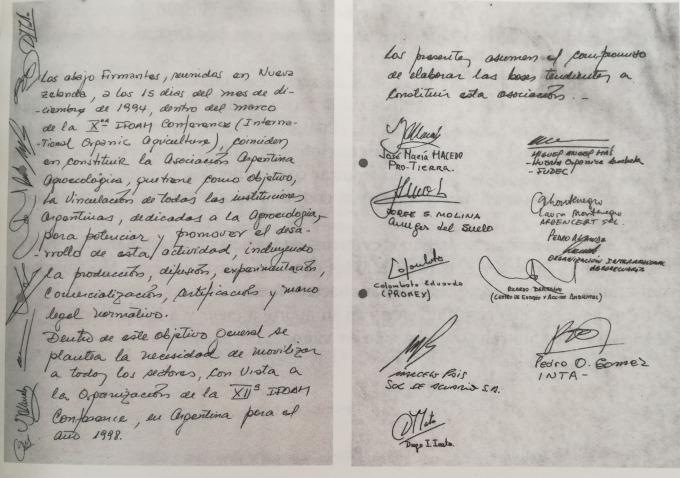 Manuscrito Nueva Zelandia