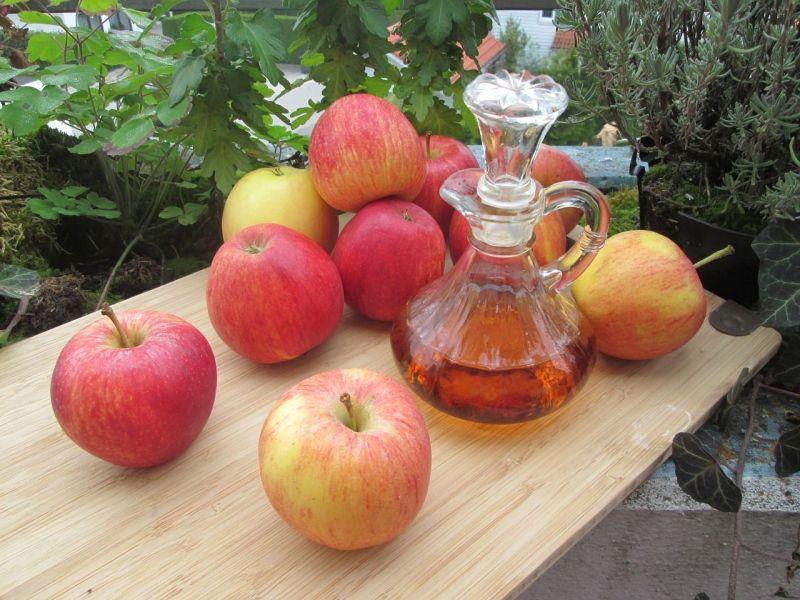 Vinagre de Manzanas.